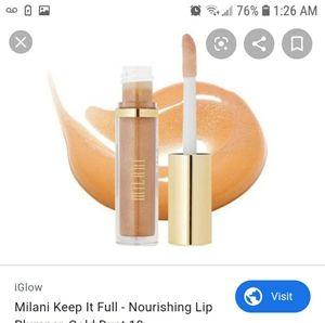 Milani Makeup - Milani lip plumper - gold dust